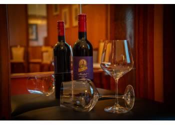 Lázeňské víno Merlot