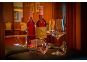 Lázeňské víno Cabernet Sauvignon Rosé