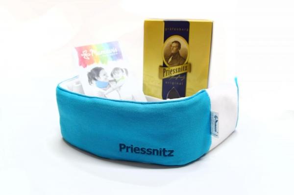 Priessnitzův zábal na krk